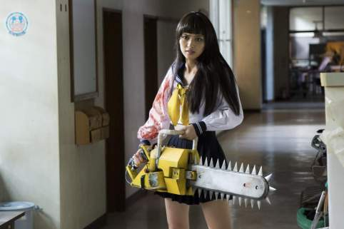 OOOBloody Chainsaw Girl 1