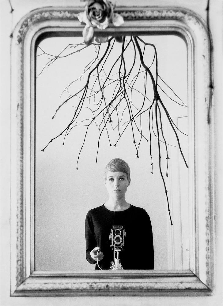 8. Astrid Kirchherr self-portrait,1960 LOW