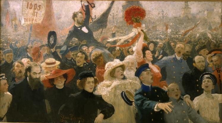 2. Repin. 17 Ottobre 1905.