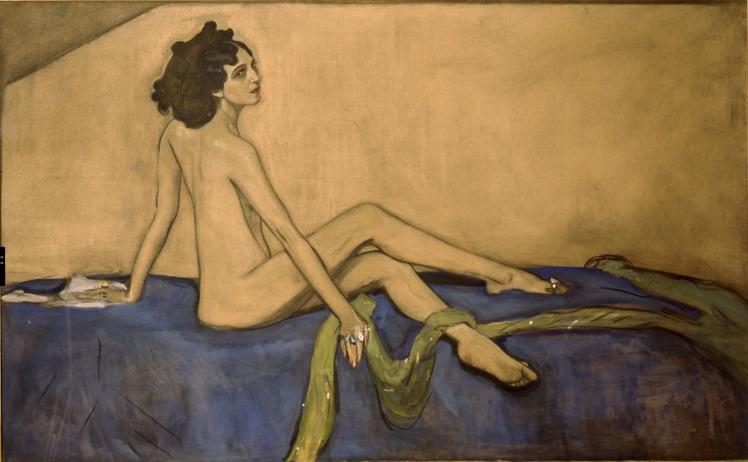 3. Serov. Ida Rubinstein.